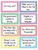 FRY Sentences (focus on words 401-500)
