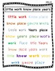 "FRY Sight Word Intervention 2nd 100 ""Seek and Find"" (Words 101-200)"
