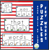 FRY WORD PUZZLES