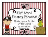FRY /Sight Words Fluency Game {2nd 100 FRY Word Practice}