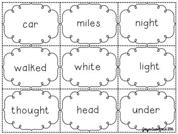 Sight Words Games and Resources: FRY Words KABOOM! Bundle (Words 1-400)