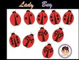 FReebies Clip Art LAdy Bug