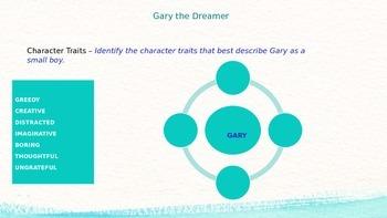 FSA 3rd Grade- Mcgraw Hill Wonders Unit 1, Week 3 - Gary the Dreamer