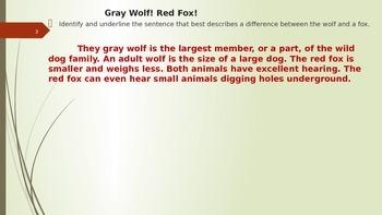 FSA 3rd Grade- Mcgraw Hill Wonders Unit 4, Week 3