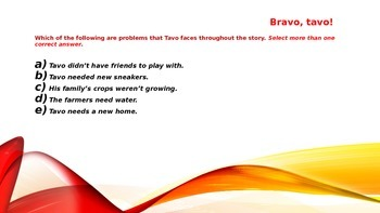 FSA 3rd Grade- Mcgraw Hill Wonders Unit 5, Week 2 - The New Hoop & Bravo, Tavo!
