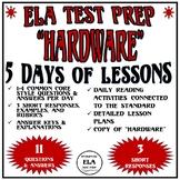 FSA: 5 Reading Test Prep Lessons (Pack 3)
