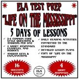 FSA: 5 Reading Test Prep Lessons (Pack 6)