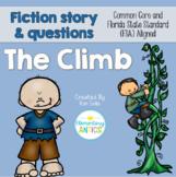 The Climb Literature FSA & CCSS Aligned Reading Language/Editing Practice