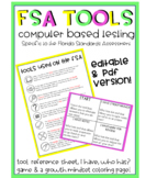 FSA Computer Based Tools