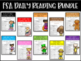 FSA Daily Reading Bundle
