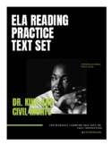FSA ELA Reading Test Practice Dr. King and Civil Rights