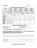 FSA ELA Retakes Score Sheet (9-10th Grade)