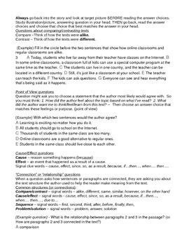 FSA ELA Study Guide