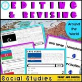 FSA/PARCC Editing and Revising Task Cards