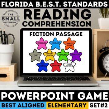 FSA Fiction PowerPoint Game Grades 3-5 - Set 2