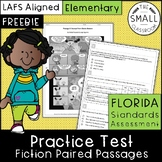 FSA Fiction Practice Test Grades 3-5 (Florida Standards Assessment)