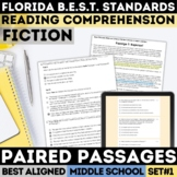 FSA Fiction Practice Test Set 1 (Florida Standards Assessment)