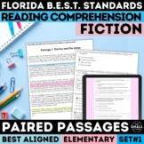 FSA Fiction Practice Test Set 1 Grades 3-5 (Florida Standards Assessment)