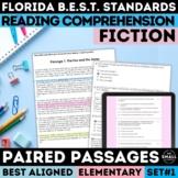 FSA Fiction Practice Test   Grades 3-5   Print & Google Forms