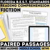 FSA Fiction Practice Test Set 5 (Florida Standards Assessment)