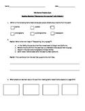 FSA Format Practice Quiz: Discovering Life Long Ago