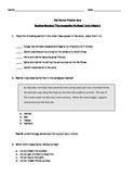 FSA Format Quizzes- Unit 4 Week 2 BUNDLE Reading Wonders