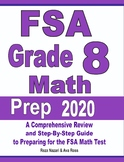 FSA Grade 8 Math Prep 2020: A Comprehensive Review and Step-By-Step Guide
