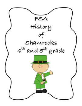 FSA History of Shamrocks, FSA Reading, FSA, FSA, FSA
