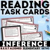 FSA Inference Task Cards Grade 3-5 (Florida Standards Assessment)
