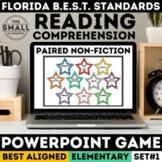 FSA Informational Text PowerPoint Game Grades 3-5