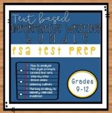FSA Informative Writing Test Prep Grades 9-12: Analyzing P