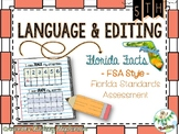FSA Language and Editing Tasks {Florida Standards Assessment} - Set 2