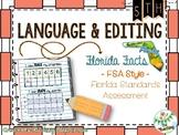 FSA Language and Editing Tasks {Florida Standards Assessment} - Set 2