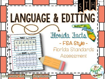 FSA Language and Editing Tasks {Florida Standards Assessme