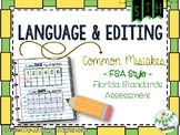 FSA Language and Editing Tasks {Florida Standards Assessment} - Set 3