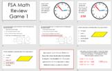FSA Math Game - Third Grade