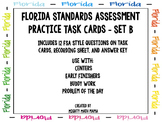 FSA Math Measurement & Data Task Cards