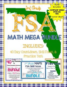 FSA Math Mega BUNDLE
