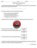 FSA Math Mini-Assessment - MAFS.5.NBT.1.1
