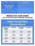 FSA Math Review--Third Grade--Interactive PowerPoint Game Show