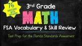 FSA Math Vocabulary and Skill Review