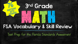 FSA Math Vocabulary and Skill Review