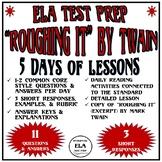 FSA: 5 Reading Test Prep Lessons (Pack 1)