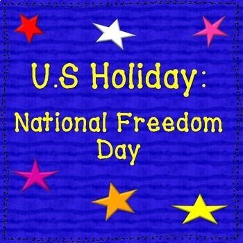 FSA/PARCC Passage Question Set (February):National Freedom Day