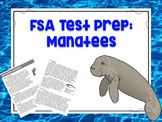 FSA/PARCC Practice Test: Manatees