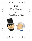 FSA PREP - FSA Reading - 5th and 4th grade - President's Day - History