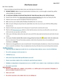 FSA Parent Letter
