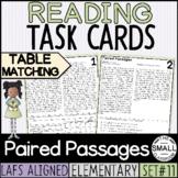 FSA Poetry Task Cards Grade 3-5
