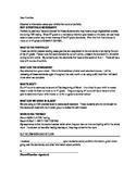 FSA Portfolio Round 1 letter