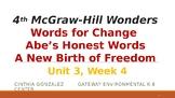 FSA Practice 4th Grade Mcgraw-Hill Unit 3, Week 4